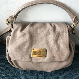 Marc by Marc Jacobs Classic Grey/Taupe Crossbody